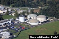 Bionerval has built five biogas plants in France.