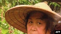 台湾泰雅族退休牧师几谷女士