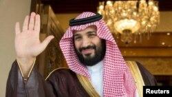 شهزاده محمد بن سلمان، شهزاده و وزیر دفاع عربستان سعودی است
