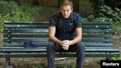 Олексій Навальний у Берліні