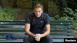Politisi oposisi Rusia Alexei Navalny, 23 September 2020. (Foto Courtesy: Instagram @NAVALNY/Social Media via REUTERS)