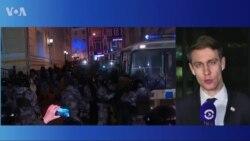 Приговор Навальному: аресты и реакция Кремля