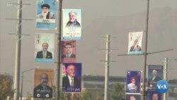Afg'onistonda prezidentlik saylovi