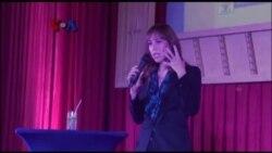 Melanie Maras, Standup Comic Indonesia di Los Angeles