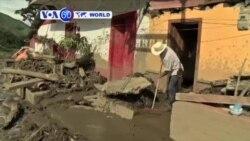 VOA60 DUNIYA: Kasar Colombia Kwararowar Laka Ta Kashe Mutane 6, Mayu 19, 2015