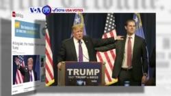 Manchetes Americanas 25 Fevereiro: Donald Trump, Ted Cruz e Bernie Sanders nos holofotes