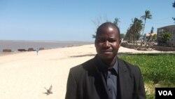 Anibal Nhampossa, Director Provincial Turismo de Sofala