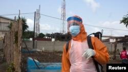 塞拉利昂埃博拉医护人员