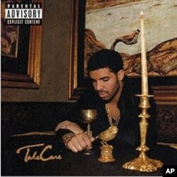 "Drake's ""Take Care"" CD"