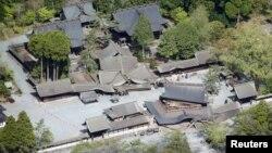 Пошкоджений землетрусом важливий культурно-історичний об'єкт