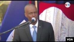 Prezidan ayisyen an Jovenel Moise