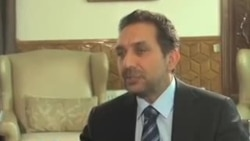 مصاحبه با ضیا مسعود درمورد انتخابات ریاست جمهوری افغانستان
