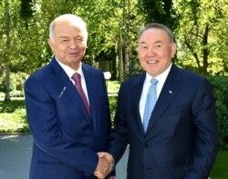 Karimov-Nazarboyev muloqoti qanday kechdi?