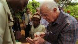 Carter Center Marks Progress in Fight Against Guinea Worm, River Blindness
