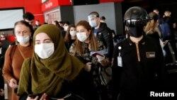 11 Haziran 2020 - Sabiha Gökçen Havaalanı, İstanbul