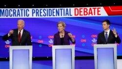 Débat démocrate : Joe Biden se défend de toute irrégularité