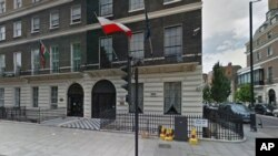 Kenya Embassy London (Photo by Google View)