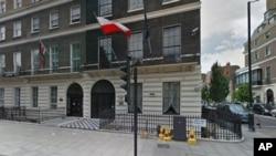Kenya Embassy London (Photo by Google View)