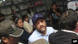 Jacob Ostreicher, un empresario de Nueva York está preso desde hace un año y medio en Bolivia.