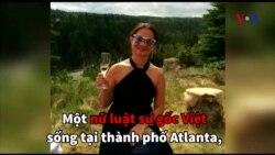 Nữ luật sư gốc Việt bị bắn gục giữa phố
