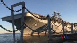 美国最强两栖攻击舰将派驻亚太
