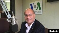 Williams Dávila dialoga sobre la situación en Venezuela