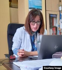 Jelena Đaković Dević, epidemiologinja - Instituta za javno zdravstvo RS