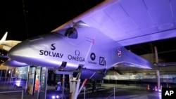 L'avion solaire