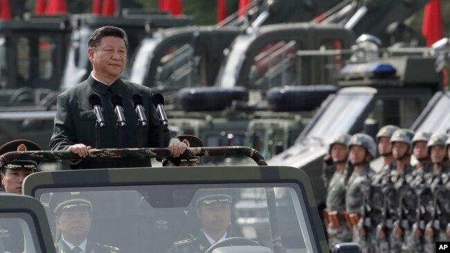 香港动荡、贸易纷争,四中全会习近平将面临的挑战?