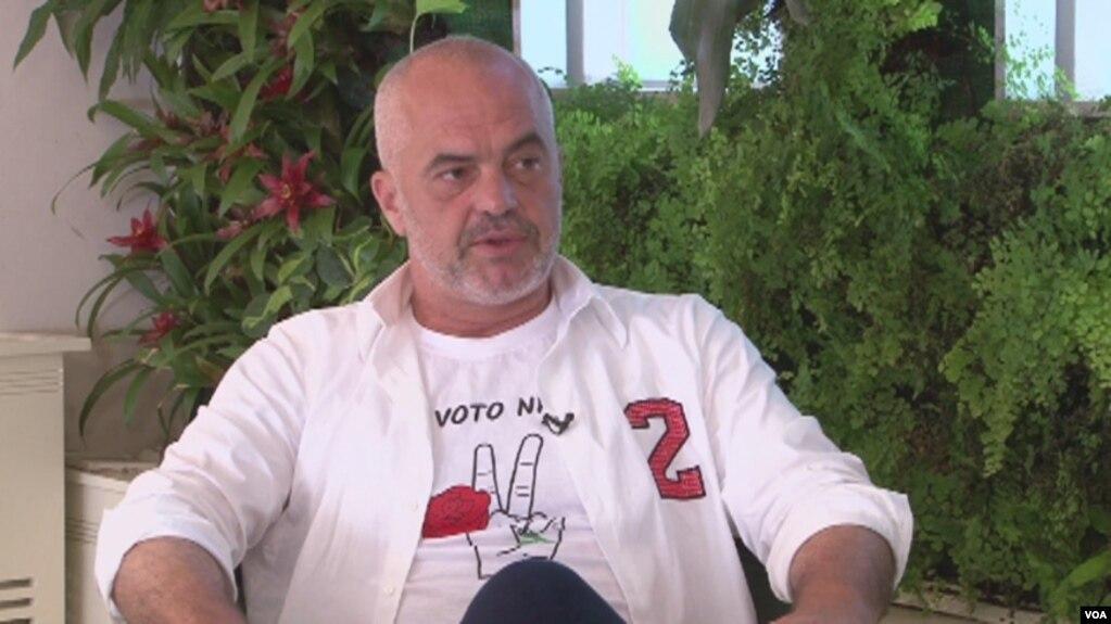 Zgjedhjet, intervistë me Kryeministrin Edi Rama