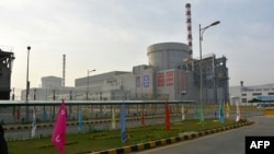 This handout photograph released by Pakistan Prime Minister's Office on December 28, 2016, shows the Chashma-III reactor, some 250 kilometres (155 miles) southwest of capital Islamabad.