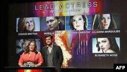 Glumci Melisa Mekarti i Džošua Džekson objavili su nominacije za Emija jutros u Los Andjelesu.