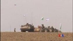 2014-07-15 美國之音視頻新聞: 以色列批准與哈馬斯停火方案