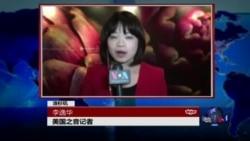 VOA连线: 台湾总统蔡英文抵达洛杉矶