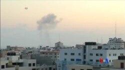 2014-08-27 美國之音視頻新聞: 以色列哈馬斯維持停火局勢平靜