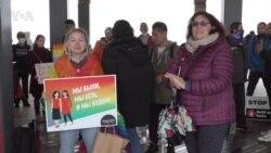 Пятый русский Гей-прайд на Брайтон-бич состоялся, несмотря на плохую погоду