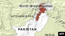 Ông Athanasios Lerounis bị bắt cóc ở tây bắc Pakistan, gần biên giới Afghanistan