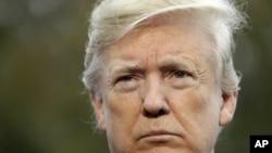 Tổng thống Donald Trump luôn chỉ trích cuộc điều tra của ông Mueller là 'săn phù thủy'