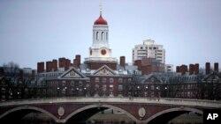 Кампусот на Харвард