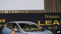 Нисан го најави автомобилот на електрична енергија