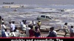 The Fury of a Tsunami