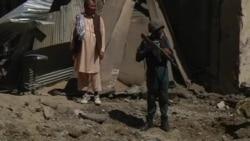 喀布尔袭击结束 3名袭击者丧生