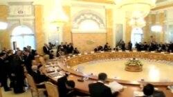 Respuesta sobre Siria, en el epicentro de la Cumbre del G 20.