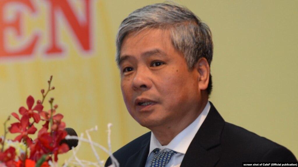 Ông Đặng Thanh Bình, từng là phó thống đốc Ngân hàng Nhà nước, nghỉ hưu năm 2015.