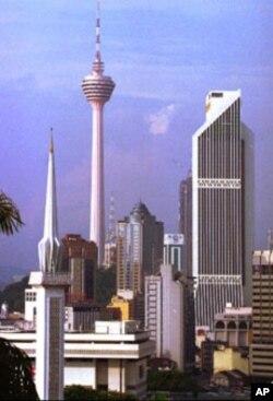 吉隆坡标志性建筑