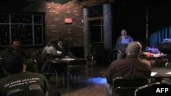 Kafić u Virdžiniji u kojem se mladi okupljaju da se mole
