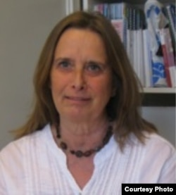 瑞典斯德哥尔摩国际和平研究所研究员伊丽莎白.斯康思(SIPRI网站照片)