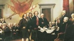 美国独立宣言的故事