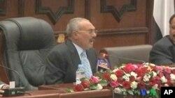 Rais wa Yemen Abdullah Saleh
