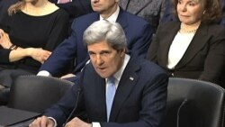 Kerry Says Iran Must Comply With Nuclear Inspections